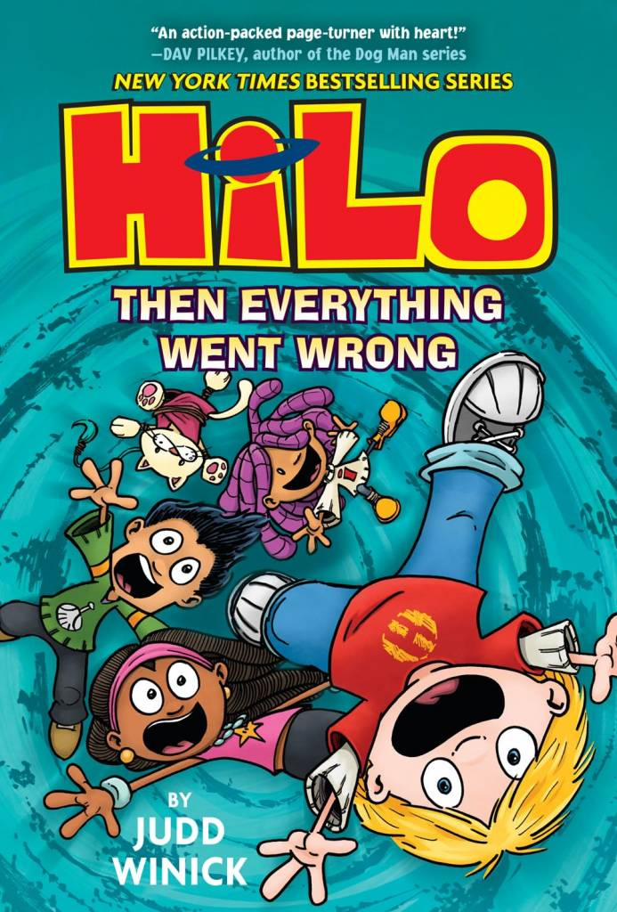 Random House Books for Young Readers Hilo 05 Then Everything Went Wrong