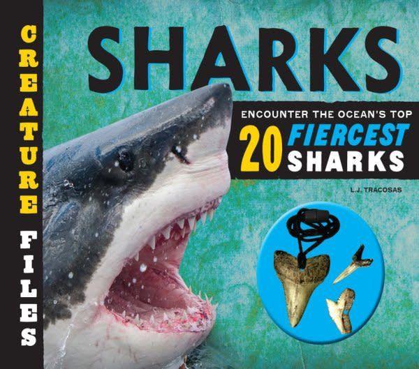 becker&mayer! kids Creature Files: Sharks