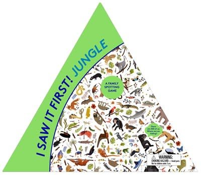 Laurence King Publishing I Saw It First! Jungle