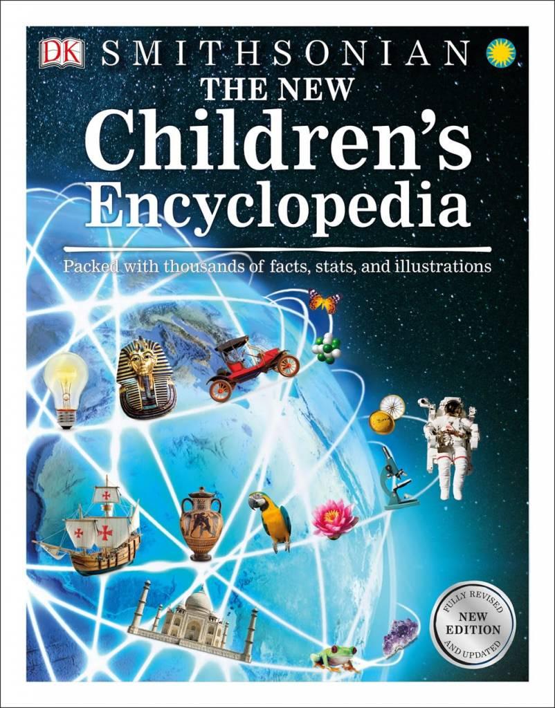 DK Children Smithsonian: The New Children's Encyclopedia