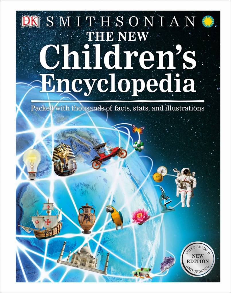 DK Children Smithsonian: The New Children's Encyclopedia