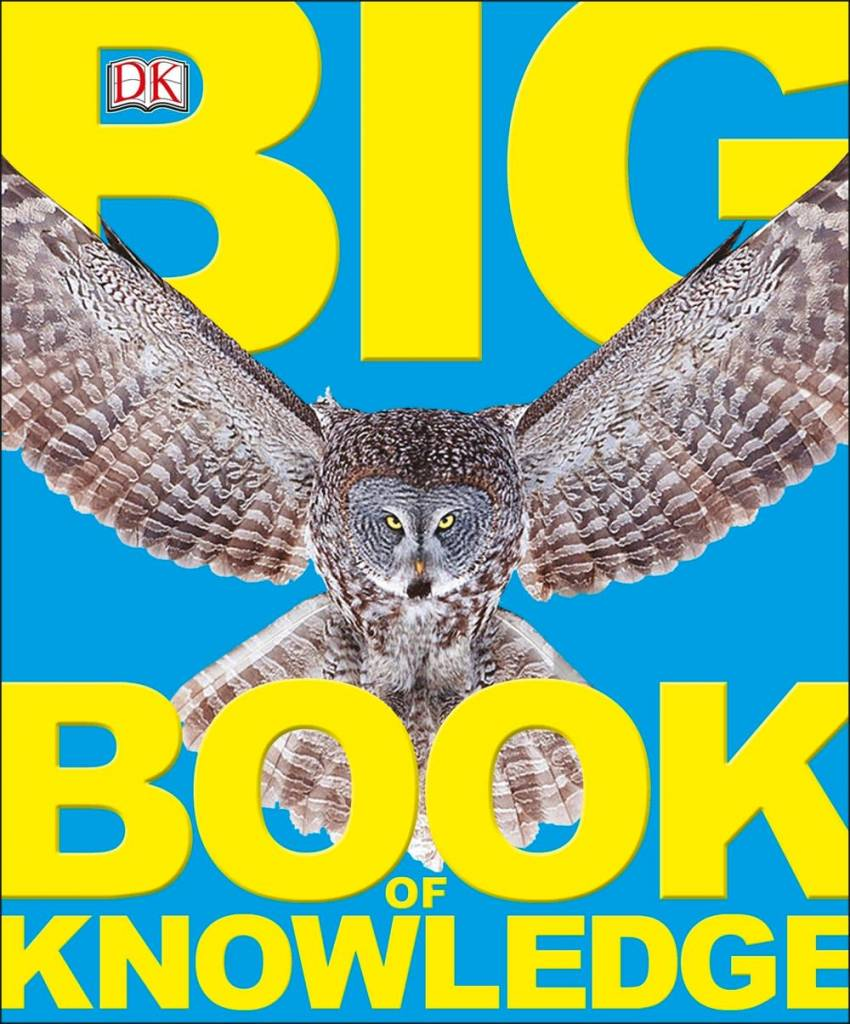 DK Children Big Book of Knowledge