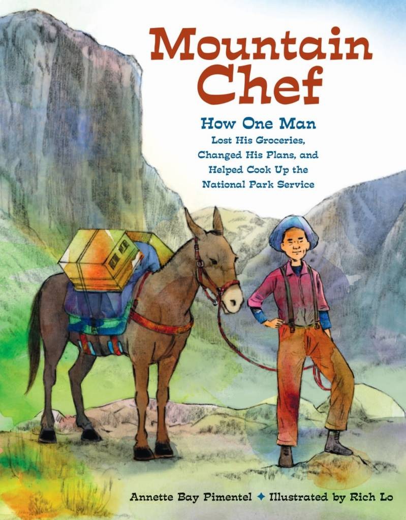 Charlesbridge Mountain Chef: ...Cooked Up the National Parks Service [Tie Sing]