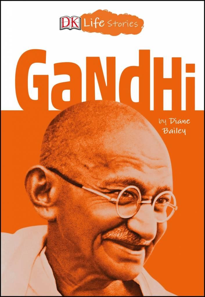 DK Children DK Life Stories: Gandhi
