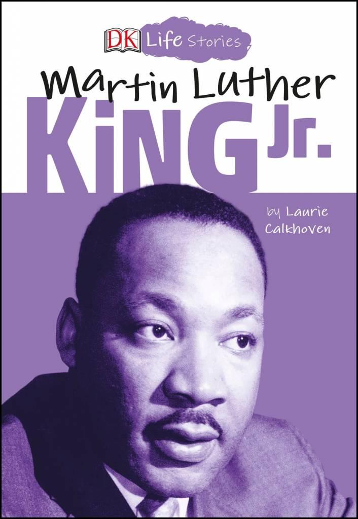 DK Children DK Life Stories: Martin Luther King Jr.