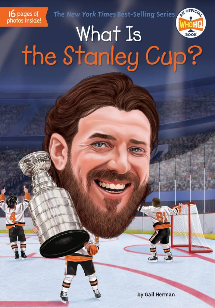 Penguin Workshop Who Was...?: What Is the Stanley Cup?