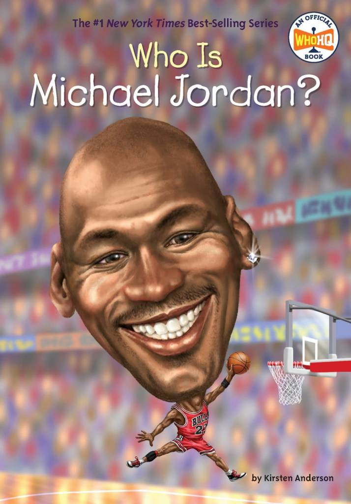 Penguin Workshop Who Was...?: Who Is Michael Jordan?
