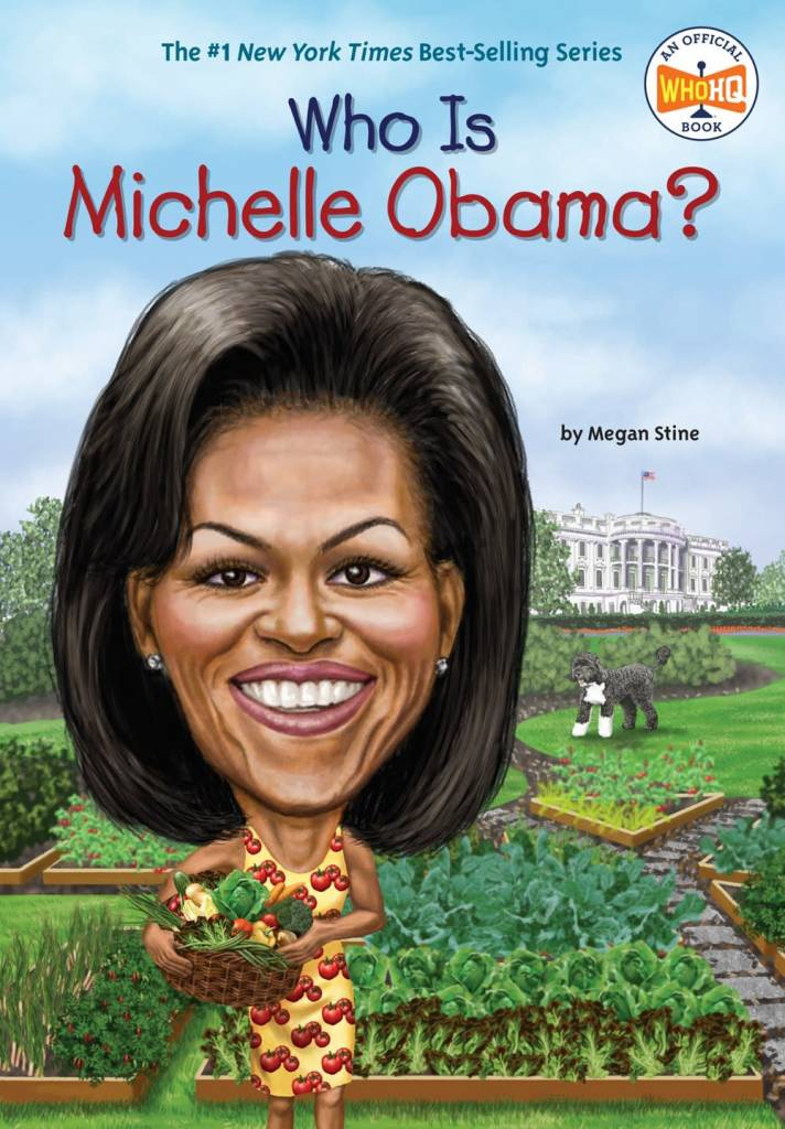 Penguin Workshop Who Was...?: Who Is Michelle Obama?