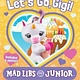 Mad Libs Fingerlings: Let's Go, Gigi! Mad Libs Junior