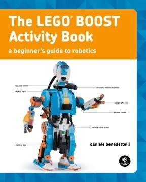 No Starch Press The LEGO BOOST Activity Book