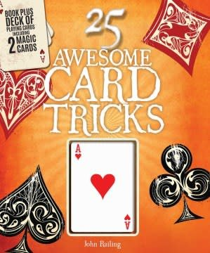 Thunder Bay Press 25 Awesome Card Tricks