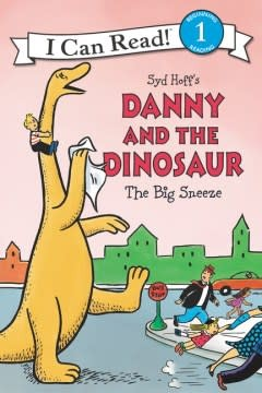 HarperCollins Danny and the Dinosaur: The Big Sneeze