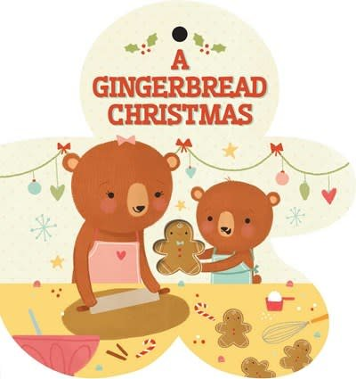Silver Dolphin Books A Gingerbread Christmas