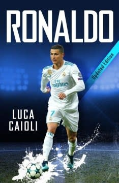 Icon Books Ronaldo - 2019 Updated Edition