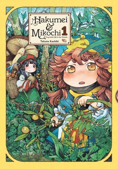 Yen Press Hakumei & Mikochi: Tiny Little Life in the Woods, Vol. 1