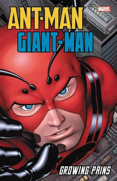 Marvel Ant-Man/Giant-Man: Growing Pains