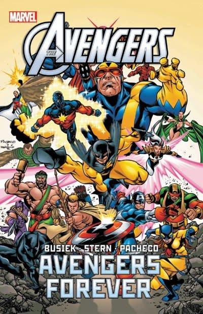 Marvel Avengers Forever