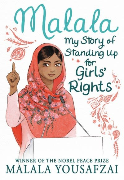 Little, Brown Books for Young Readers Malala: My Story of Standing Up for Girls' Rights