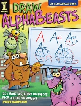 IMPACT Books Draw AlphaBeasts