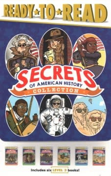 Simon Spotlight Secrets of American History Collection