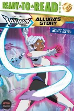 Simon Spotlight Voltron: Legendary Defender: Allura's Story (Ready-to-Read, Lvl 2)