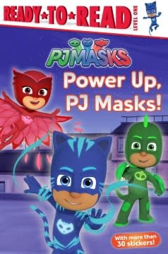 Simon Spotlight PJ Masks: Power Up, PJ Masks!