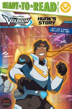Simon Spotlight Voltron: Legendary Defender: Hunk's Story (Ready-to-Read, Lvl 2)