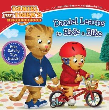 Simon Spotlight Daniel Learns to Ride a Bike