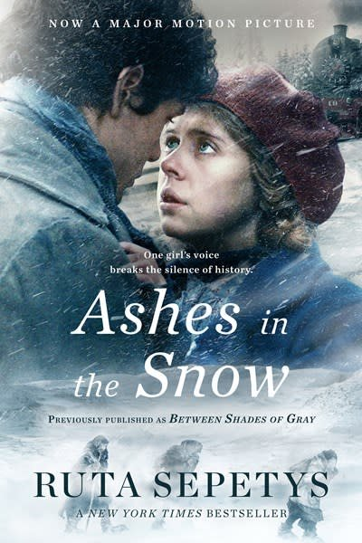 Penguin Books Ashes in the Snow (Movie Tie-In)