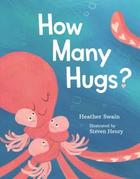 Feiwel & Friends How Many Hugs? (Board Book)