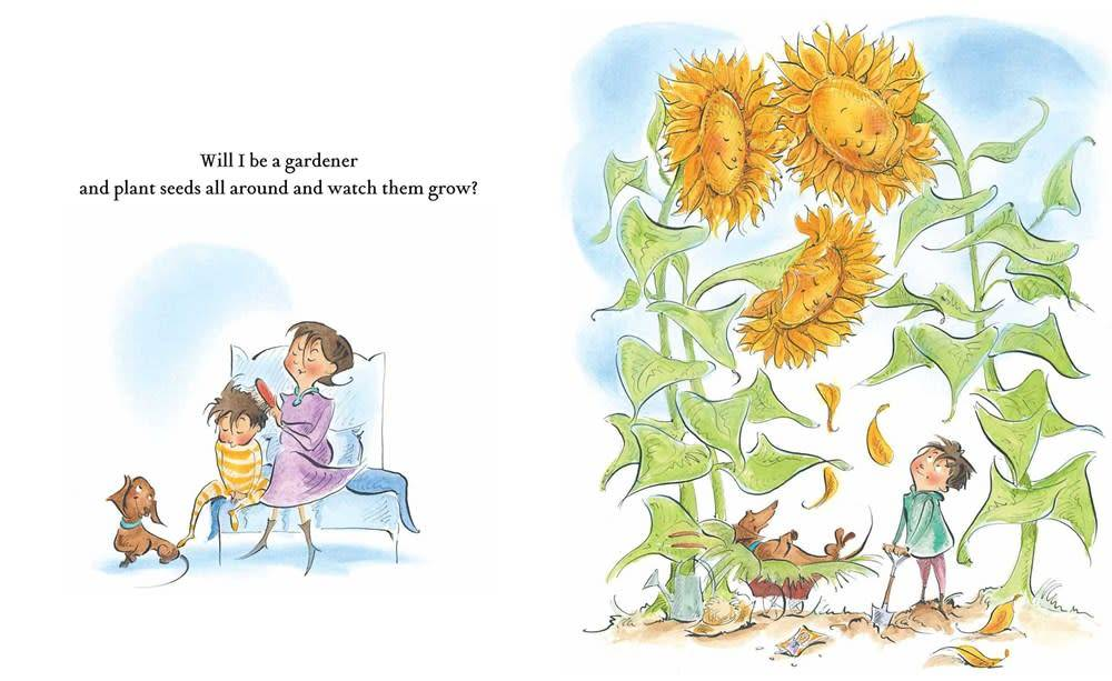 Simon & Schuster/Paula Wiseman Books When I Grow Up
