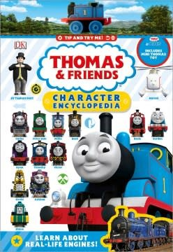 DK Children Thomas & Friends Character Encyclopedia