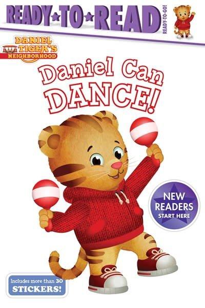 Simon Spotlight Daniel Can Dance