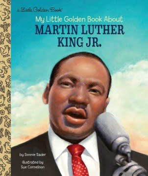 Golden Books My Little Golden Book About Martin Luther King Jr.