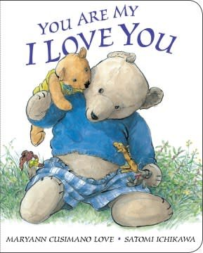 Philomel Books You Are My I Love You