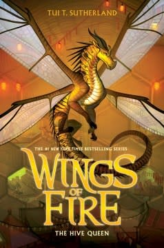 Scholastic Press Wings of Fire 12 The Hive Queen