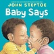 HarperFestival Baby Says Board Book