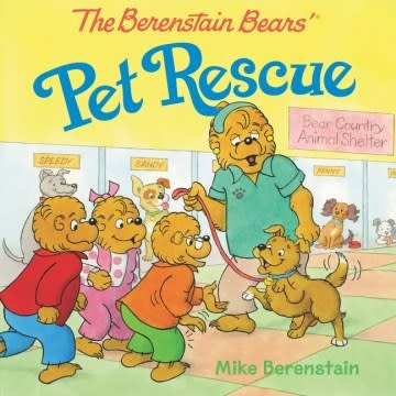 HarperFestival The Berenstain Bears' Pet Rescue