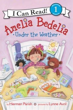 Greenwillow Books Amelia Bedelia Under the Weather