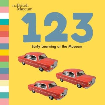 Nosy Crow 123: Early Learning at the Museum