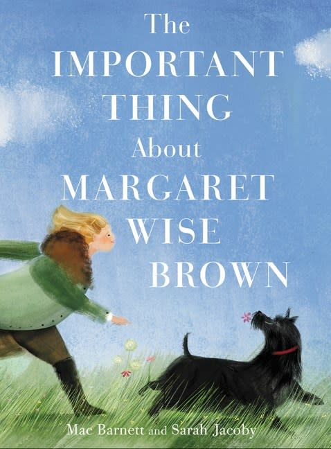 Balzer + Bray The Important Thing About Margaret Wise Brown
