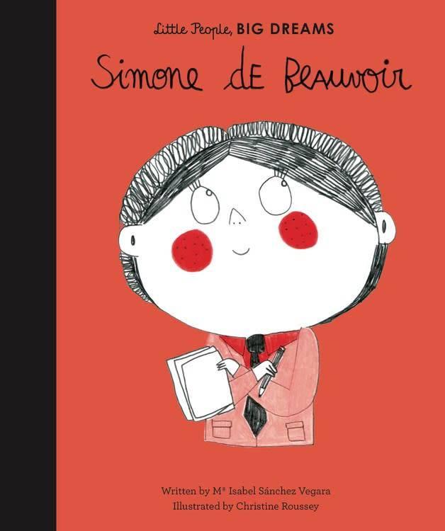 Lincoln Children's Books Simone de Beauvoir