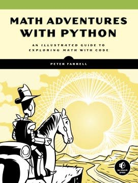 No Starch Press Math Adventures with Python