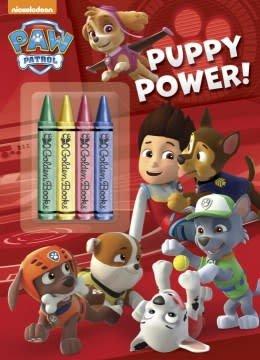 Golden Books Puppy Power! (Paw Patrol)