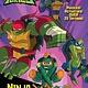 Golden Books Ninja Turtles C&A with 500 Stickers (Rise of the Teenage Mutant Ninja Turtles)
