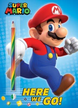 Random House Books for Young Readers Here We Go! (Nintendo)