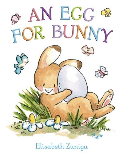 Random House Books for Young Readers An Egg for Bunny