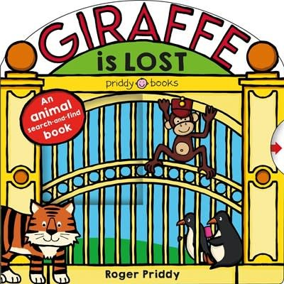 Priddy Books Giraffe is Lost