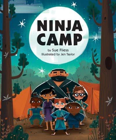 Running Press Kids Ninja Camp
