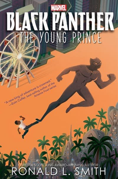 Marvel Press Black Panther The Young Prince